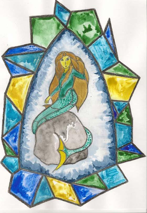 sirene-aquarelle